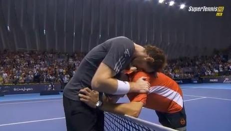 Andy Murray i Tommy Robredo