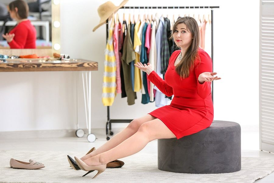 Garderoba w rozmiarze plus size - co wybrać?