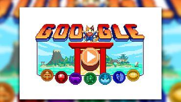 Igrzyska olimpijskie 2021. Google Doodle świętuje rozpoczęcie olimpiady grą z kotkiem