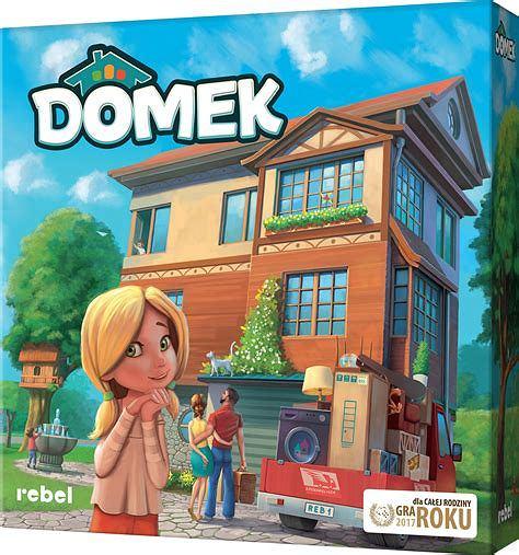 Domek - gra dla całej rodziny