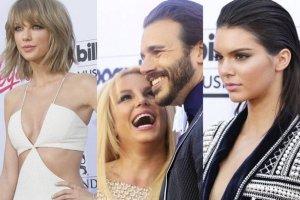 Billboard Music Awards to jedne z najważniejszych nagród muzycznych w Stanach Zjednoczonych. Nagroda przyznawana jest 'najpopularniejszym artystom/albumom/singlom'. Zestawienie popularności oparte jest na liście Billboardu. Ceremonia wręczenia wyróżnień odbyła się w niedzielę w Los Angeles. Najważniejszą nagrodę w kategorii Artysta Roku otrzymała Taylor Swift, która zgarnęła w tym roku najwięcej statuetek. Zobaczcie, kto pojawił się na imprezie.
