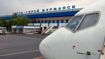 Port lotniczy w Murmańsku