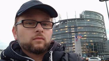Jakub Gawron, współtwórca Atlasu Nienawiści