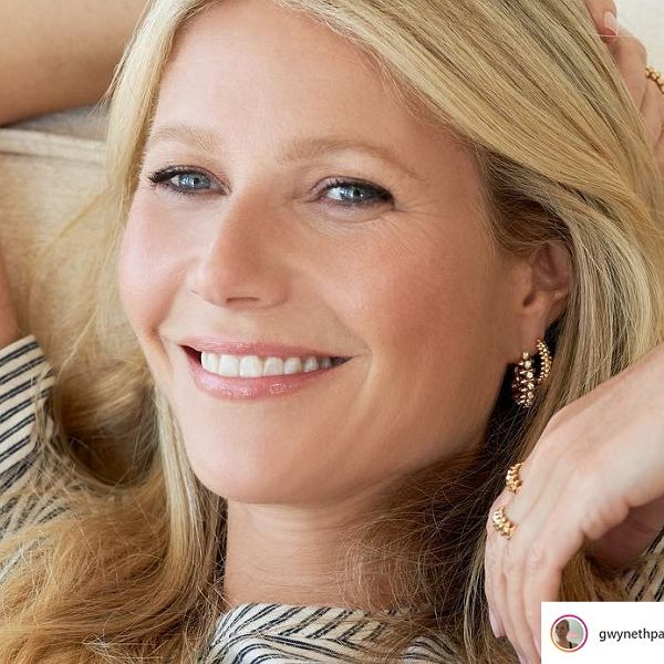 Gwyneth Paltrow uczciła 48 urodziny publikując nagie zdjęcie. 'Wygląda jak Wenus Botticellego'