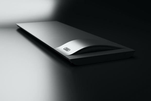 Zachwycająca klawiatura od Audi
