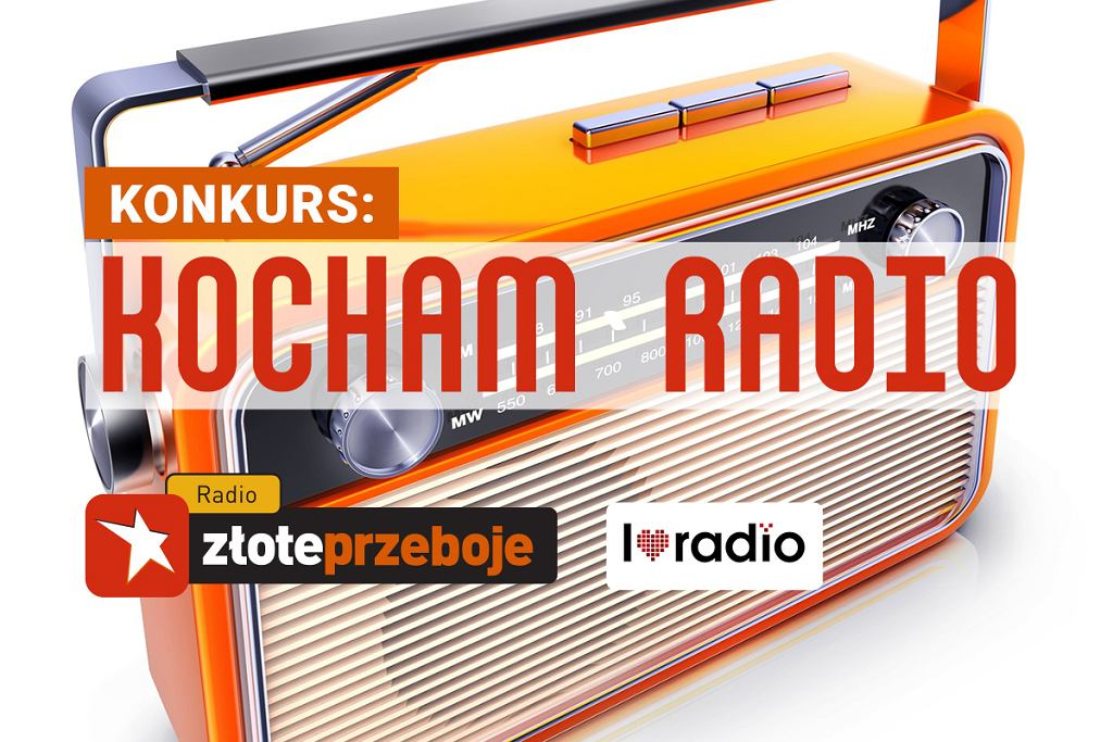 Konkurs: Kocham radio!