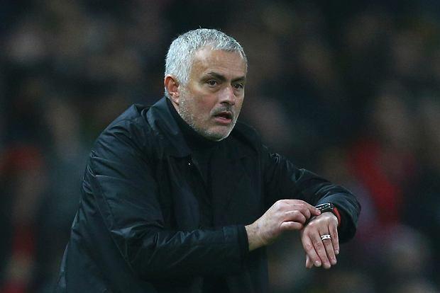 Jose Mourinho: Ajax zagrał, jakby mierzył się z Vitesse w lidze holenderskiej
