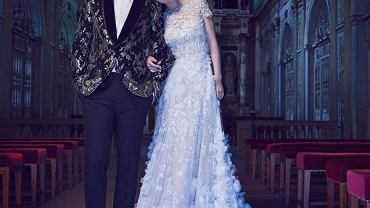 Ślub Alangelababy i Huanga Xiaominga