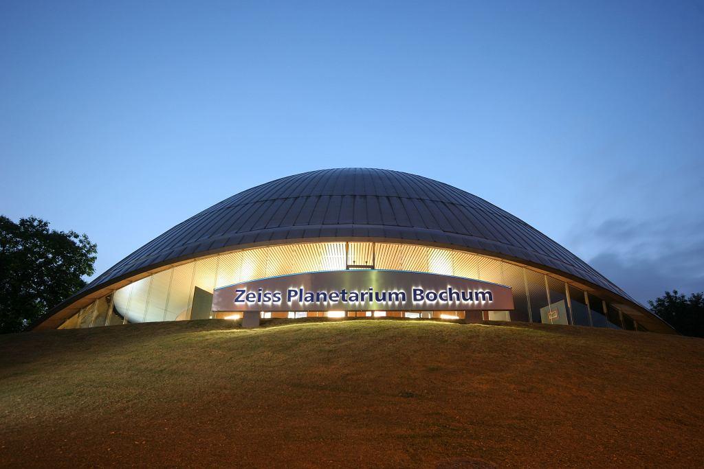 Planetarium Zeiss w Bochum