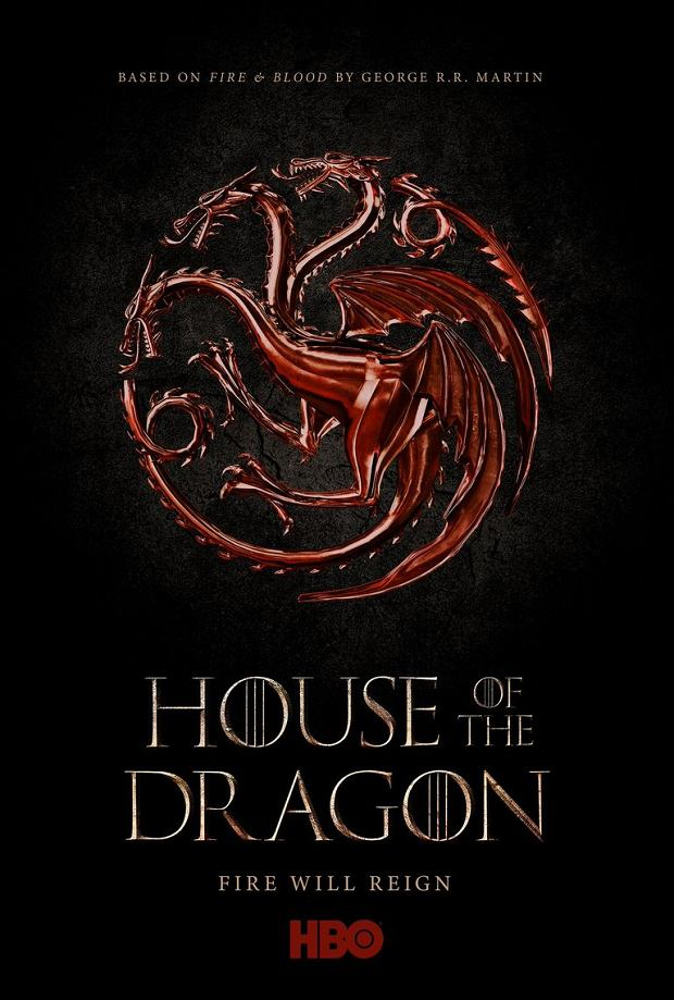 House of the Dragon - plakat