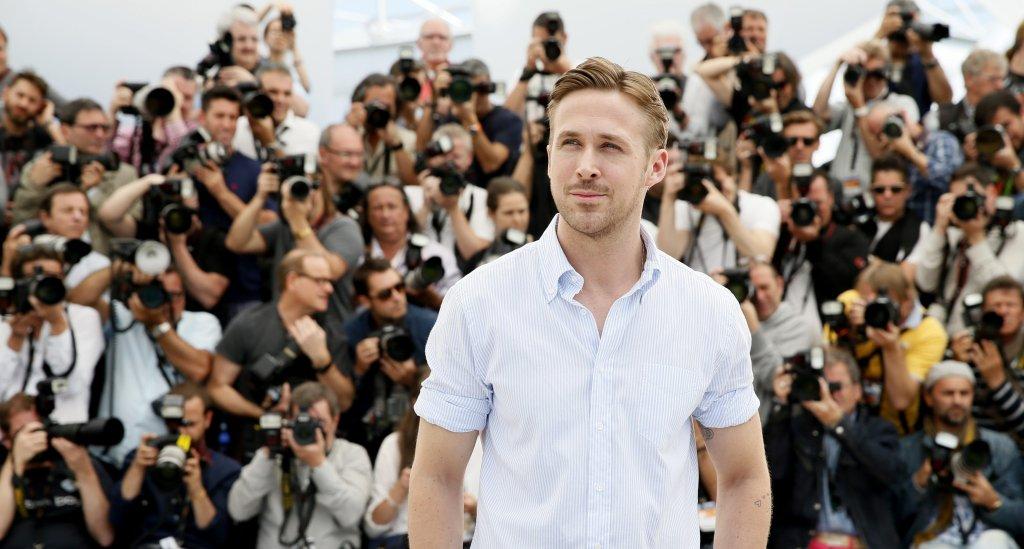 Ryan Gosling wywołał w Cannes piski fanek, jego film - falę krytyki