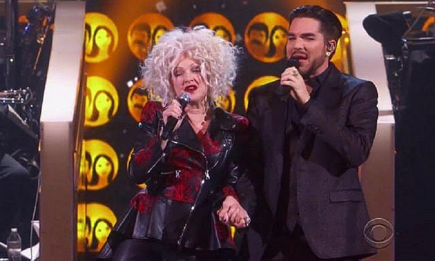 Adam Lambert & Cyndi Lauper - I Got You Babe