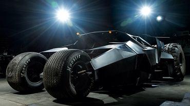 W jubileuszowej, 15. edycji Gumball 3000 wystartuje replika bojowego samochodu Batmana