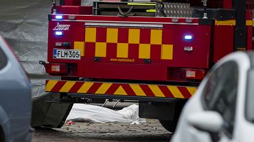Atak nożownika w Turku