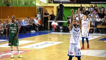 III mecz finału TBL pomiędzy Rosą Radom a Stelmetem Zielona Góra
