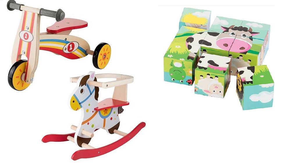 Zabawki z Lidla