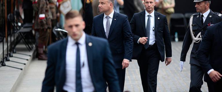 Pogrzeb Adamowicza. SOP w stanie ALFA. ''Wariat z nożem może się pojawić''
