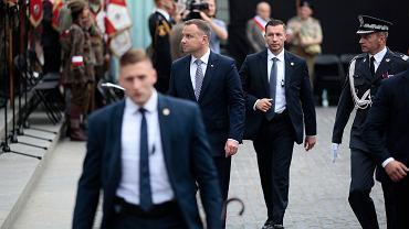 SOP w stanie ALFA. Wzmożono gotowość na pogrzeb Pawła Adamowicza. 'Wariat z nożem może się pojawić'