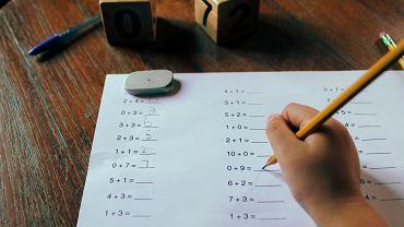 Matematyka u dzieci