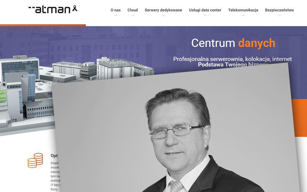 Tadeusz Czichon, współzałożyciel ATM, właściciela marki Atman, zginął w katastrofie lotniczej