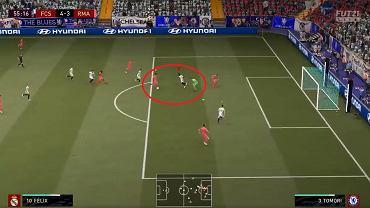 Najdziwniejszy gol w FIFA 21?