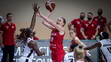 14 listopada 2020 r., kwalifikacje do Eurobasketu 2021, mecz w 'bańce' Turcji: Wielka Brytania - Polska 77:49
