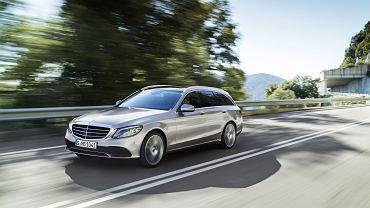 Mercedes-Benz Klasy C kombi