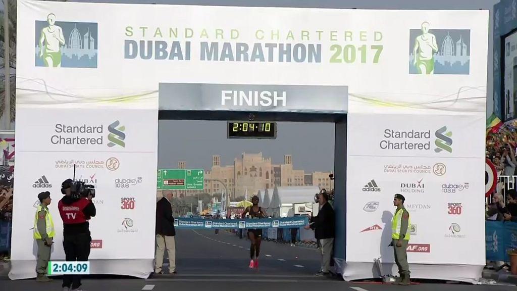 Maraton w Dubaju
