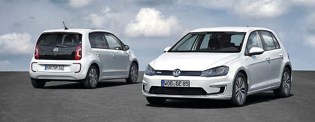 Volkswagen e-up! i e-Golf