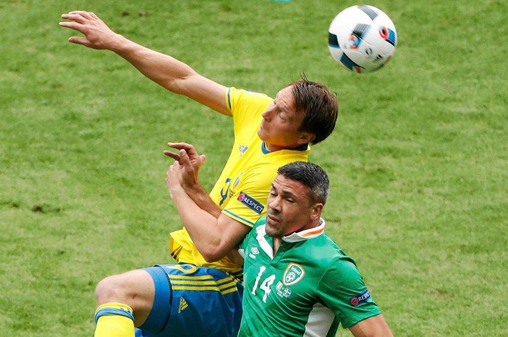 Mecz Irlandia - Szwecja