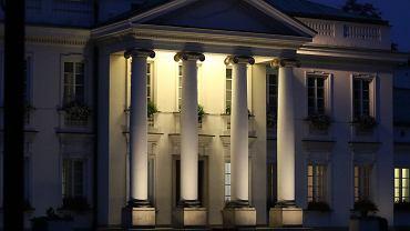 Prezydent w Belwederze przyjął ślubowanie od nowych sędziów TK - Pawłowicz, Piotrowicza i Stelina