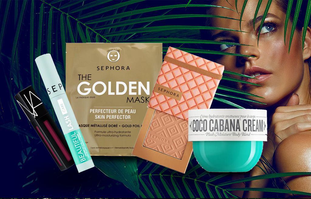 Zestaw kosmetyków Sephora