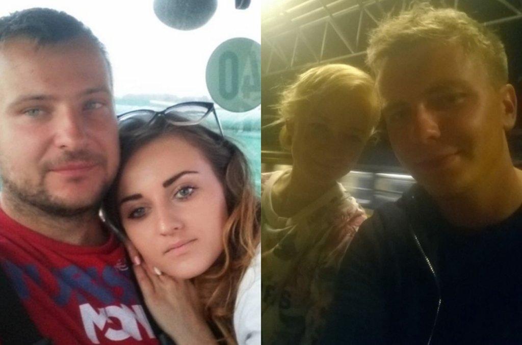 Grzesiek z Anią, Justyna z Rafałem