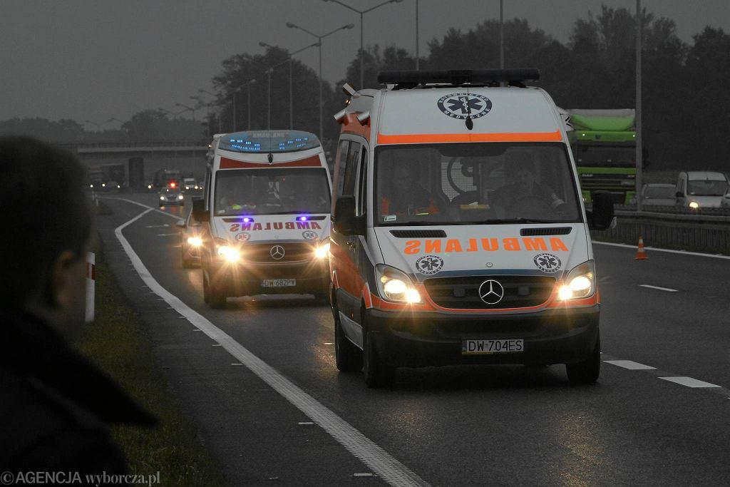 Służby ratunkowe