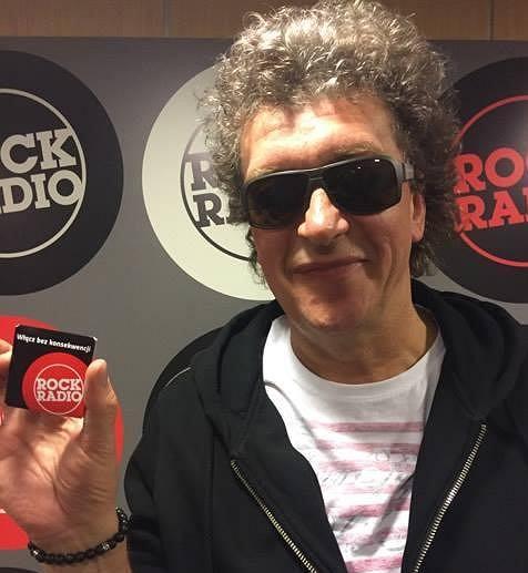 Panasewicz/fot.Rock Radio