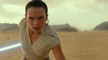 Daisy Ridley jako Rey. Gwiezdne wojny: Skywalker. Odrodzenie/Star Wars: The Rise of Skywalker