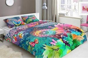 Wyprzedaż kolorowej pościeli marki HIP - te wzory urozmaicą każdą sypialnię!