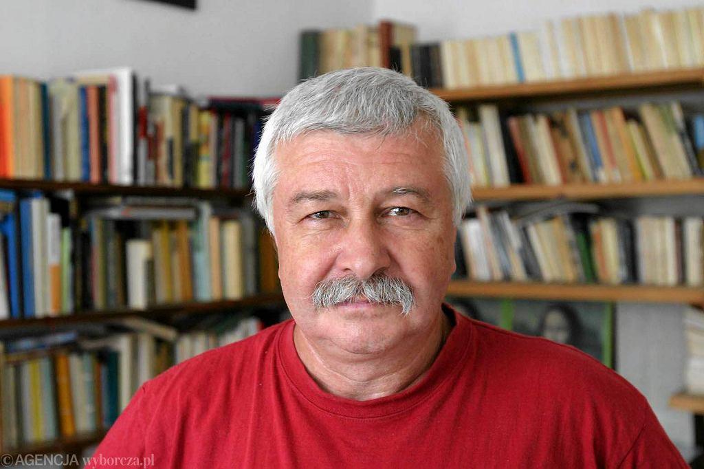 Krzysztof Łoziński, jeden z pierwszych członków i współtwórców KOD