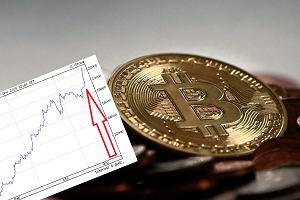 JPMorgan Chase: bitcoin może zastąpić złoto. Fakty: kurs bitcoina skoczył w ciągu roku o 400 proc.