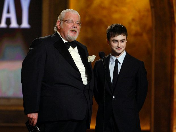 Richard Griffiths,  Daniel Radcliffe