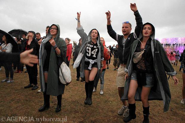 02.07.2016 Gdynia Kosakowo , Opener Festival 2016 .  fot. Renata Dabrowska / Agencja Gazeta