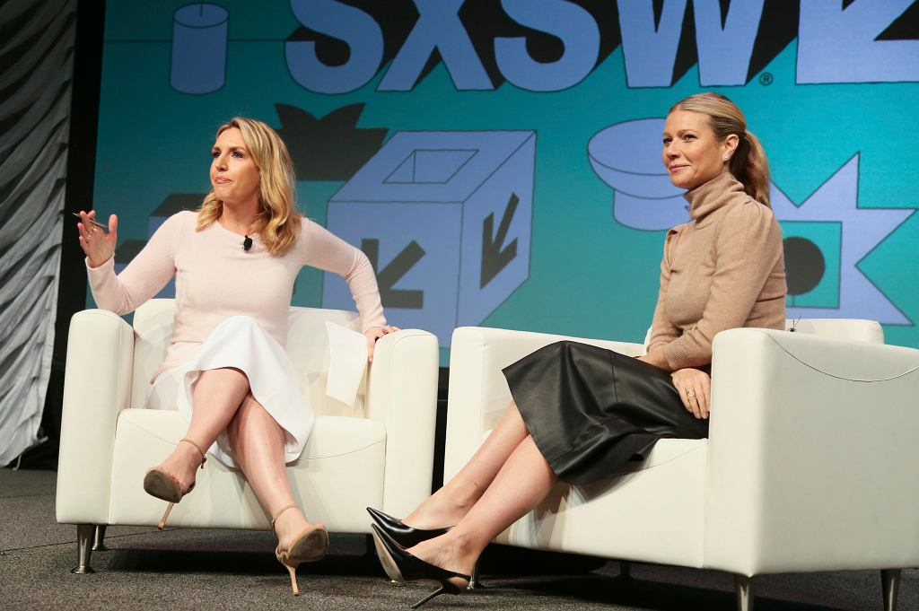 Na SXSW pojawiła się m.in. Gwyneth Paltrow