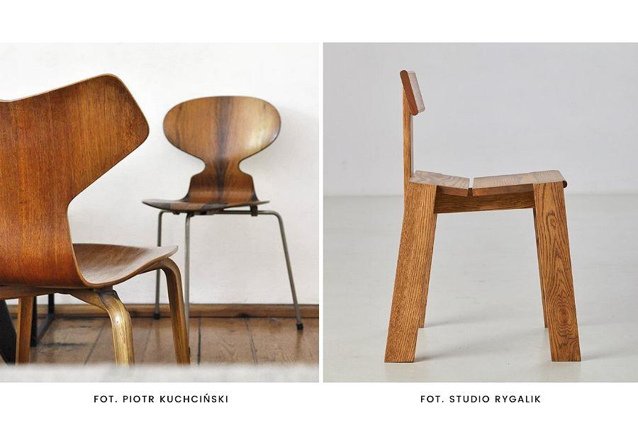 Polski design: projekty krzeseł Piotra Kuchcińskiego oraz Studio Rygalik
