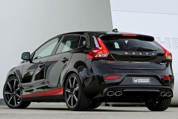 Volvo V40 Pirelli od Heico Sportiv