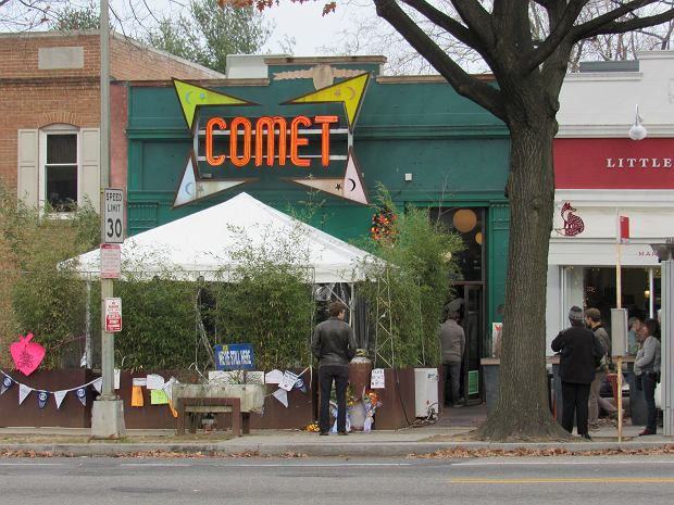 Pizzeria Comet Ping Pong