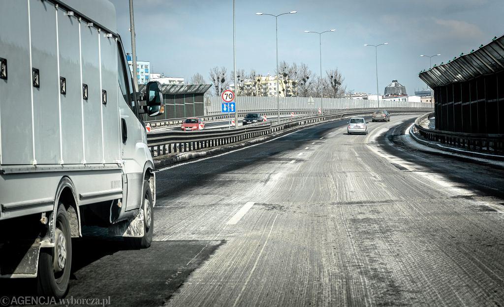 Drogowa Trasa Średnicowa (zdjęcie ilustracyjne)