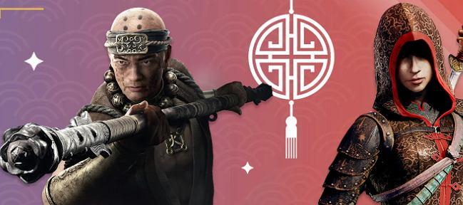 Chiński Nowy Rok, wyprzedaż Lunarna Ubisoftu