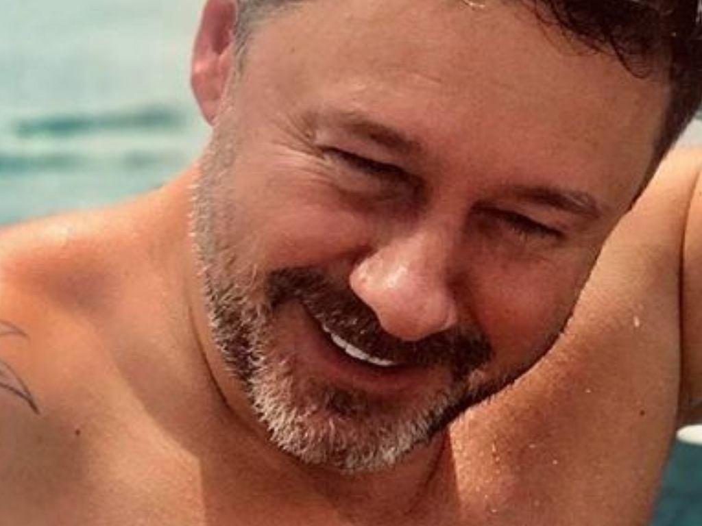 Andrzej Piaseczny na wakacjach
