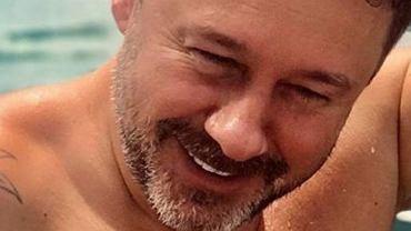 Andrzej Piaseczny dodał zdjęcie z basenu. Fanki zachwycone: