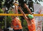 Plażówka na Borkach. Zmagania siatkarzy organizuje MOSiR